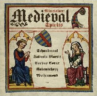 Cover Medieval Spirits